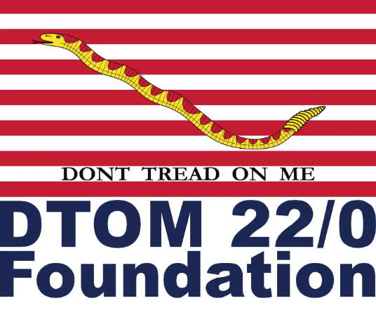Welcome to DTOM 22/0 Foundation