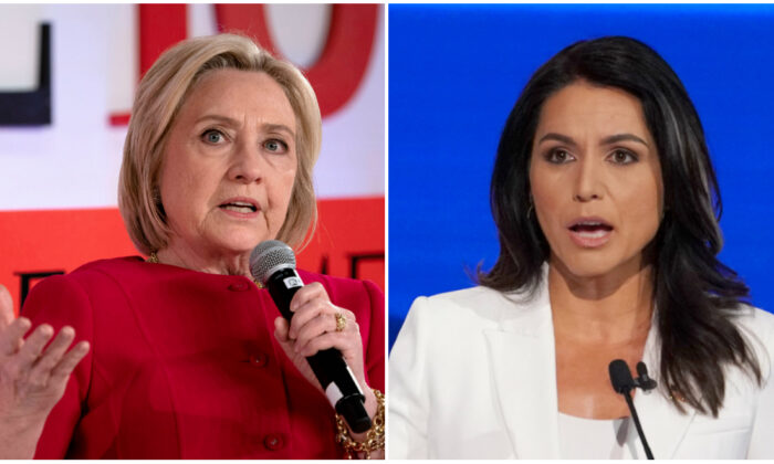 Columbus: Gabbard Attorneys Demand Retraction of Hillary Clinton's 'Defamation'