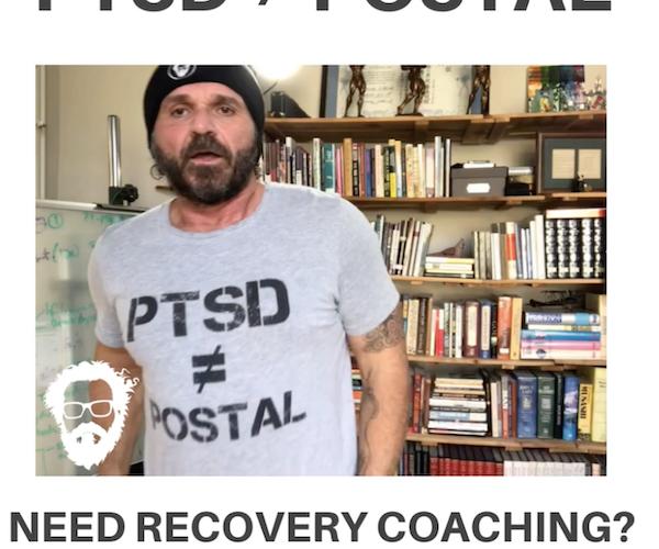 PTSD DOES NOT EQUAL POSTAL Columbus
