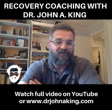 PTSD Recovery Coaching with Dr. John A. King in Columbus.